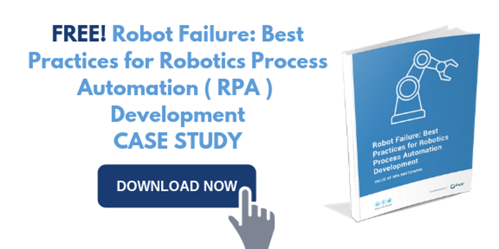 Top-5 Benefits of Robotics Process Automation (RPA) Adoption