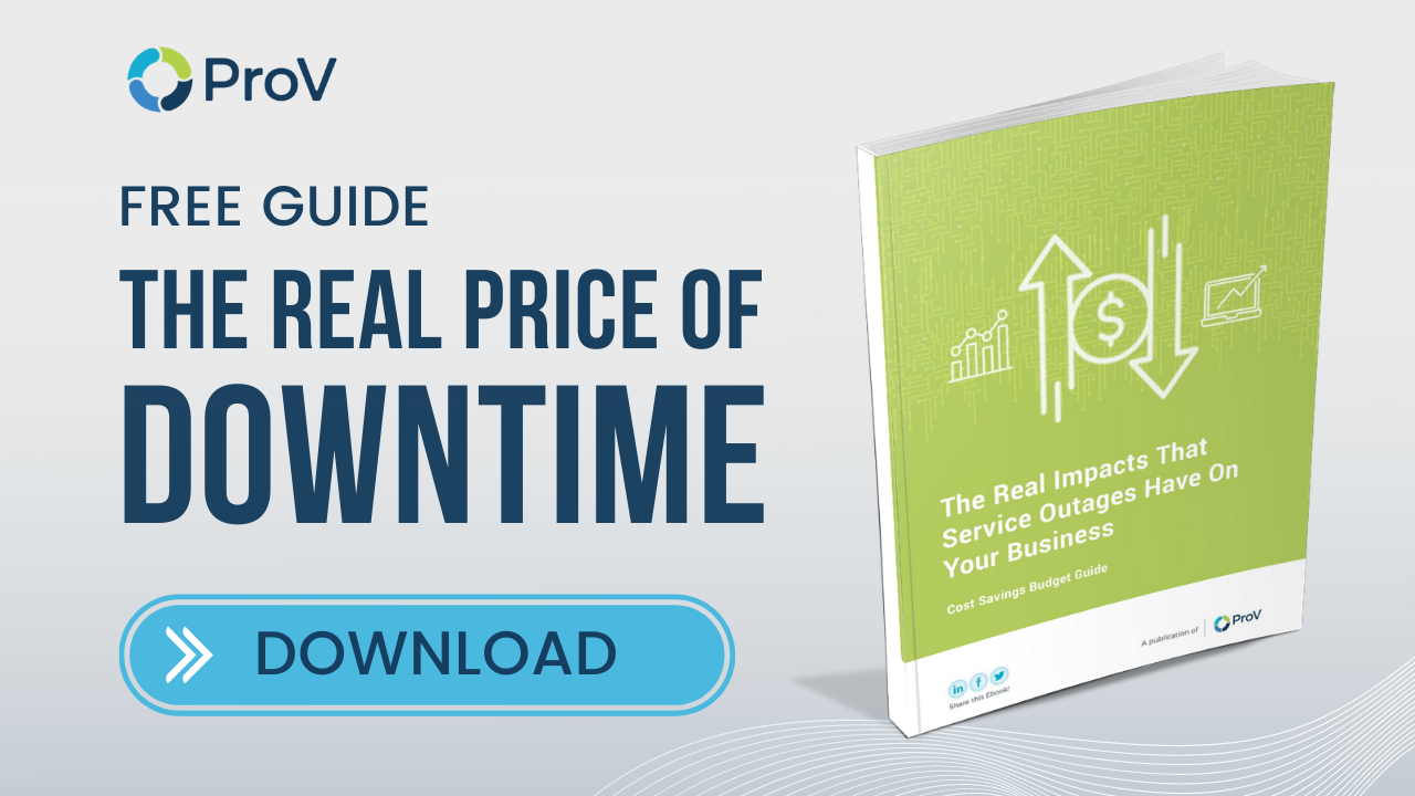 ProVGlobal: Free Guide on How to Reduce Network Outages and Downtime Today https://t.co/Htlwe19FHgnn#cio #customerservice… https://t.co/NWpFlgGYmQ